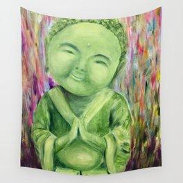 Baby Buddha Wall Tapestry