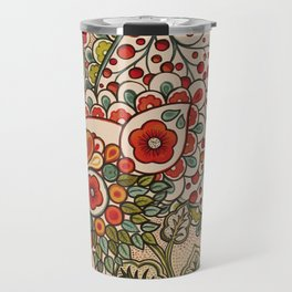 paisley Travel Mug