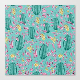Ziggy Starfruit Canvas Print