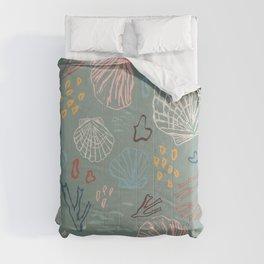 Deep-sea Treasures Comforters