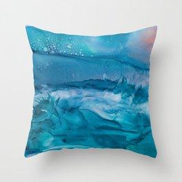 StormyNight Throw Pillow