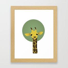 Raffe Framed Art Print