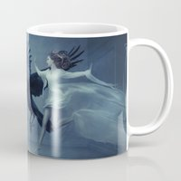 romantic Mugs featuring Romantic by Flo Tucci