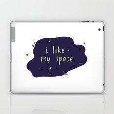 i like my space Laptop & iPad Skin