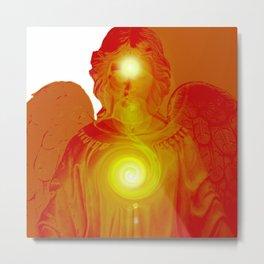 Guardian-Angel No. 04 Metal Print
