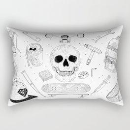 SK8 5tuff Rectangular Pillow
