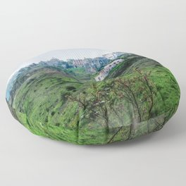 Erice art 5 Floor Pillow