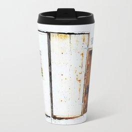 s u s t a i n Metal Travel Mug