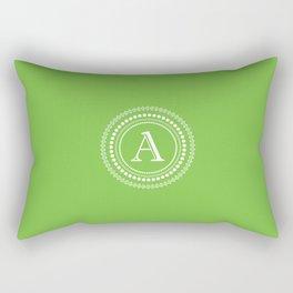 The Circle of A Rectangular Pillow