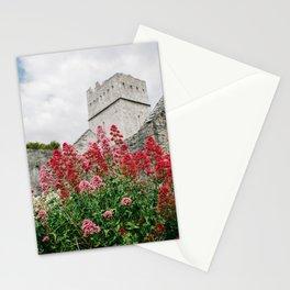 Flowers of Muckross Abbey in Killarney, Ireland Stationery Cards