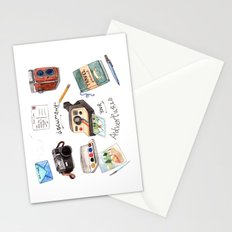 Document Your Adventures Stationery Cards