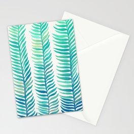 Seafoam Seaweed Stationery Cards