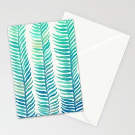 Seafoam Seaweed Stationery Cards