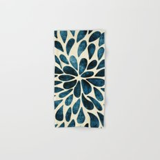 Petal Burst #5 Hand & Bath Towel