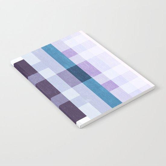 Winter Serenity Notebook