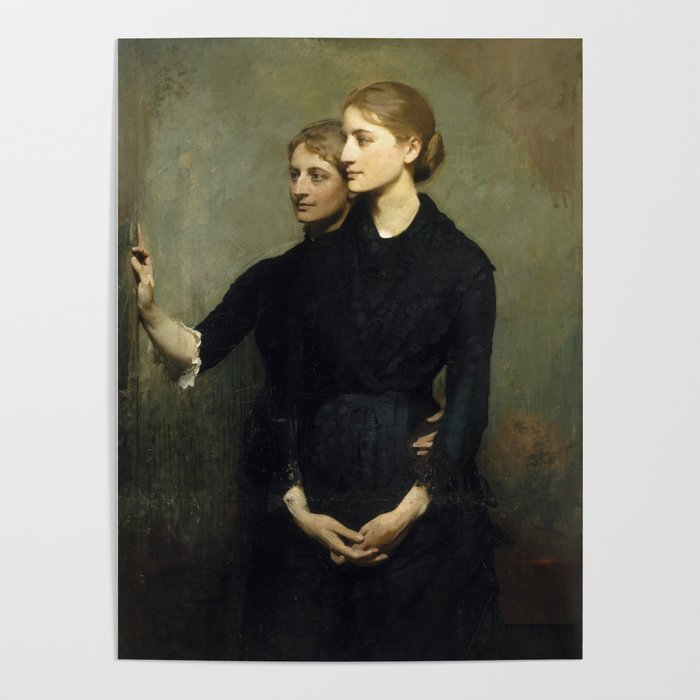 Image result for abbott thayer the sisters