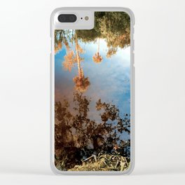 Take me where I cannot stand Clear iPhone Case