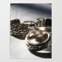 Anniversary Rings Poster