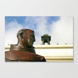 Junipero Serra Canvas Print