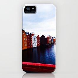Colors Under Bridge  iPhone Case