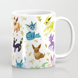 Eeveelutions Coffee Mug