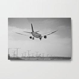 Wing Flex Metal Print