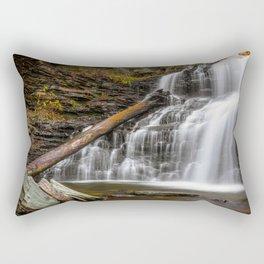 Cascade Waterfall Rectangular Pillow