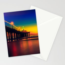 Christmas in California Stationery Cards