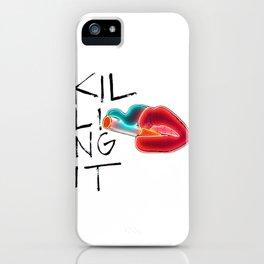 Confident iPhone Case