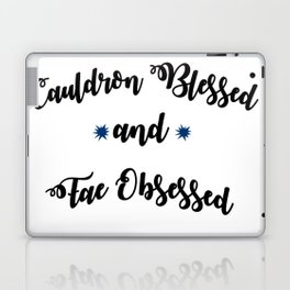 Cauldron Blessed ACOTAR Laptop & iPad Skin