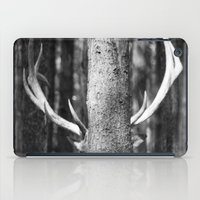 antler iPad Cases featuring Antler Tree by J Witt Photography