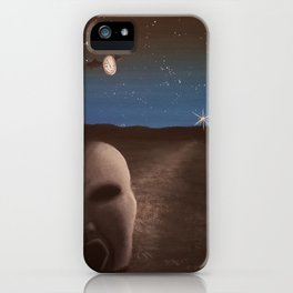 Desolation From Isolation iPhone Case