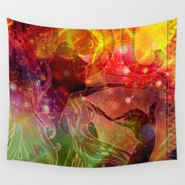 The purpose is the way itself. Take pleasure now. The eternity is here!! Wall Tapestry