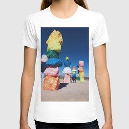 Seven Magic Mountains T-shirt