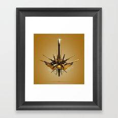 Aegis Framed Art Print