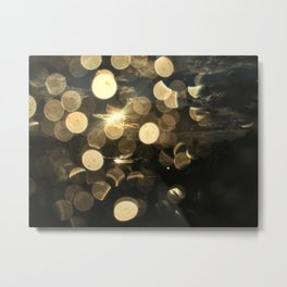 Sun Shower in Portland, Maine (2) Metal Print