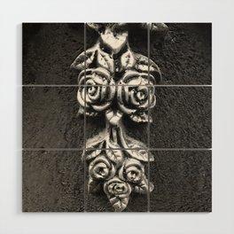 Vibrant city . Art object coupon , interiordecor . antique 6 Wood Wall Art