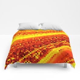 square field on Comforters