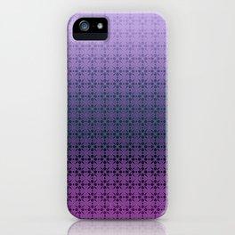 Grape juice iPhone Case