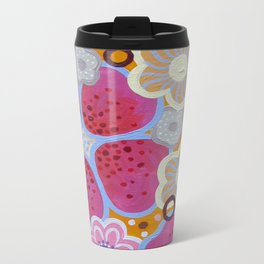 'Sheba's Kiss' - Ruth Priest Metal Travel Mug