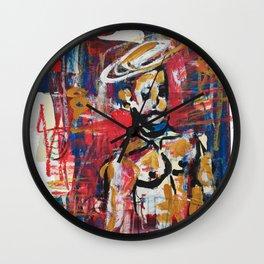 Send me an angel Wall Clock
