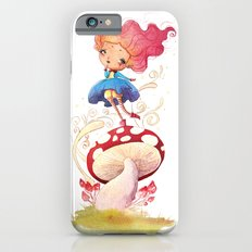 Girl and Shroom iPhone 6s Slim Case