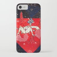 eugenia loli iPhone & iPod Cases featuring space loli ecchi depot 3 by Kira Leigh