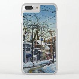 Ellicott City Flood Relief- Snow Clear iPhone Case