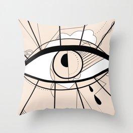 Watch Throw Pillow
