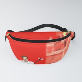 SquaRed: The Clocks Fanny Pack