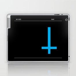No God Laptop & iPad Skin