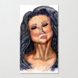 Blanca's Beauty Canvas Print