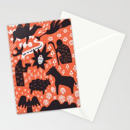 Joy to the World! Stationery Cards