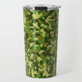 Flecktarn Jungle Camo Travel Mug